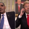 Here's Jimmy Fallon As Donald Trump Calling Obama To Be His Vice President