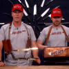 Will Ferrell & Ryan Gosling Were Hilarious In Their Surprise Appearance On Jimmy Kimmel Last Night