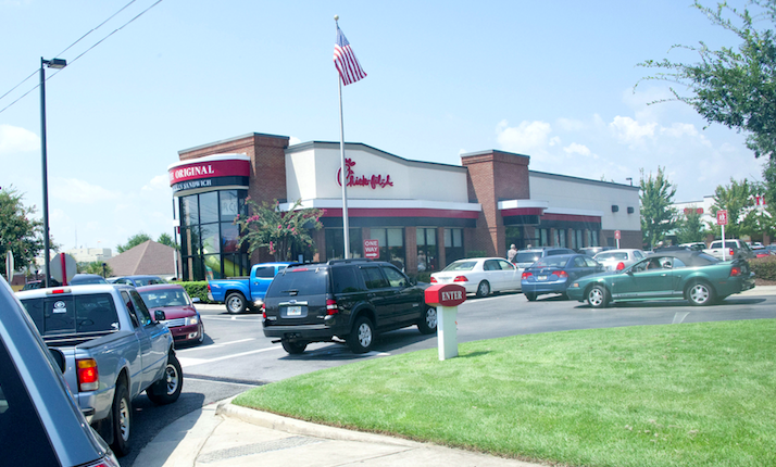 Here's How You Can Get a Free Chick-Fil-A Sandwich This Month