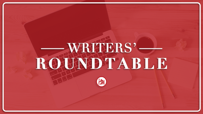 Writers' Roundtable: Which Celebrity Do You Wanna Party With?