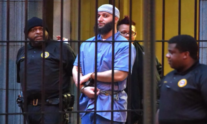 Adnan Syed Of 'Serial' Fame Is Getting A New Trial