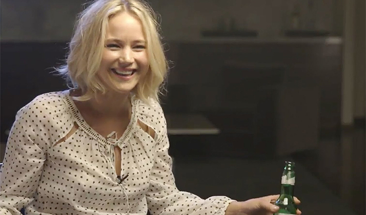 Jennifer Lawrence Probably Doesn't Want To Be Friends With You