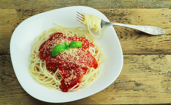 The Most Absolutely Idiotic Foods To Order On A First Date