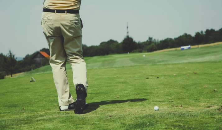 Four Lessons I've Learned About Successfully Golfing With Clients