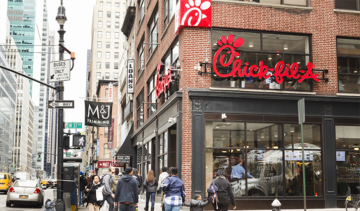 Chick-Fil-A Is Giving Away Free Food Tomorrow – But There's a Catch