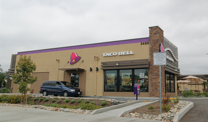 NASCAR Driver Trolls Interns With Pointless Taco Bell Mission