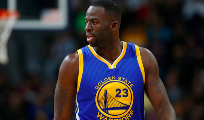 Draymond Green Arrested In East Lansing On Assault Charges Proves You Should Never Go Back To Your College Town
