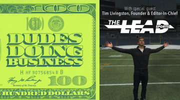 Dudes Doing Business Ep #3 with Tim Livingston from TheLeadSports.com
