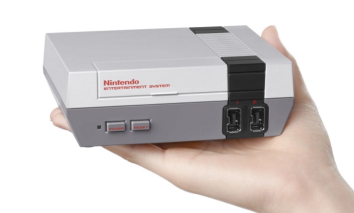 Nintendo Is Dropping A Mini-NES Console That Comes Loaded With 30 Games