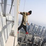 Watching This Guy Crawl All Over Skyscrapers On Instagram Will Give You The Most Anxiety