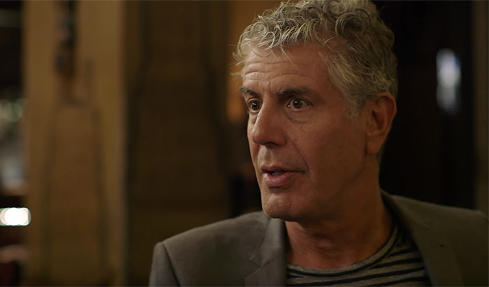 This Old Anthony Bourdain Interview Might Ruin Brunch For You