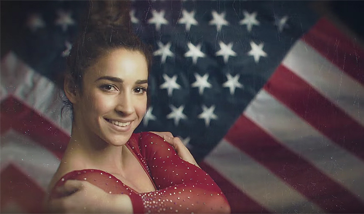 Aly Raisman's '25 Things You Don't Know About Me' List Is Hilariously Basic