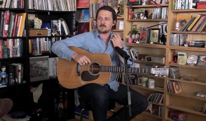 Sturgill Simpson Eviscerates The Academy Of Country Music On Behalf Of Merle Haggard