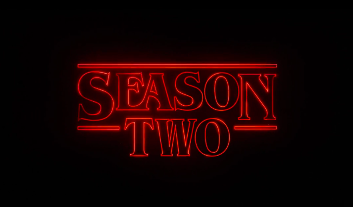 Stranger Things Will Return For Season Two In 2017