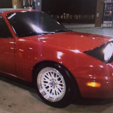 We Apparently Convinced This Certified Rainmaker To Buy A Miata