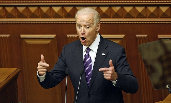 Here's Proof That Joe Biden Is The Greatest Boss Ever