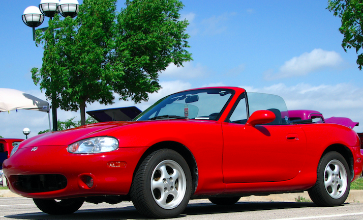 We Inspired This Guy To Buy A Miata And Now He's Just Crushing Life
