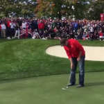 USA Fan Heckles Rory For Missing Putt, Gets Challenged To Make It Himself, Fucking Drains It