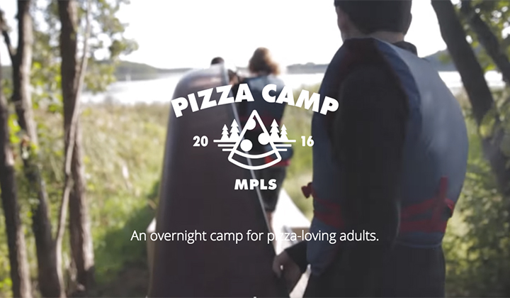 There Was A Pizza-Themed Sleepaway Camp Last Weekend In Case You Wanted FOMO