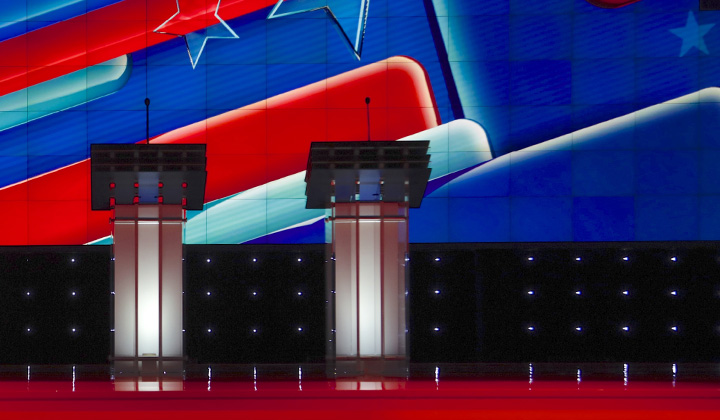 5 Things I Want To See Happen At Tonight's Debate From Someone Who Knows Nothing About The Election