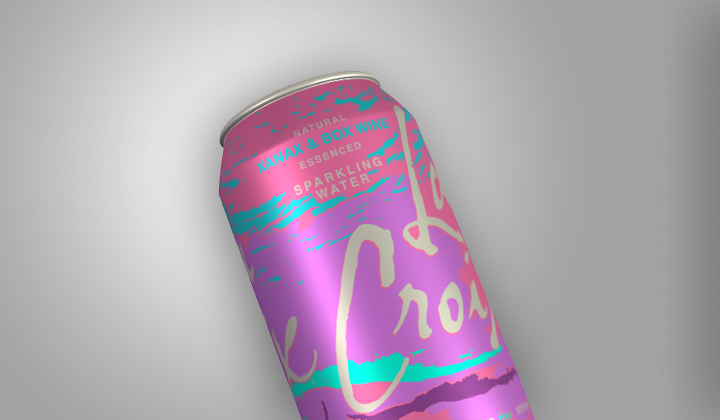 You Can Now Take Your LaCroix Obsession To A Whole New Level With Design-Your-Own Cans