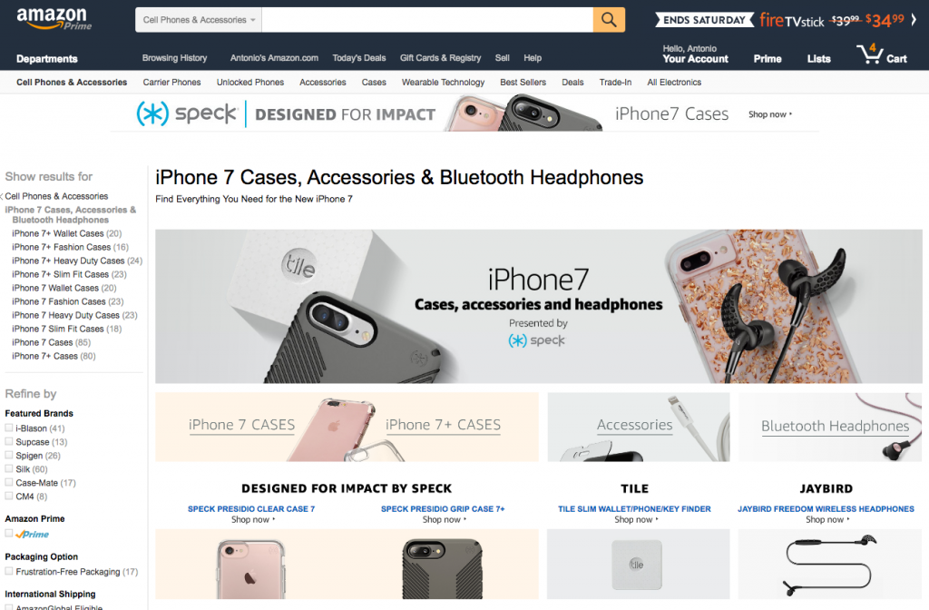 Amazon Accidentally Released The iPhone 7 Early (But Probably Not Accidentally At All)