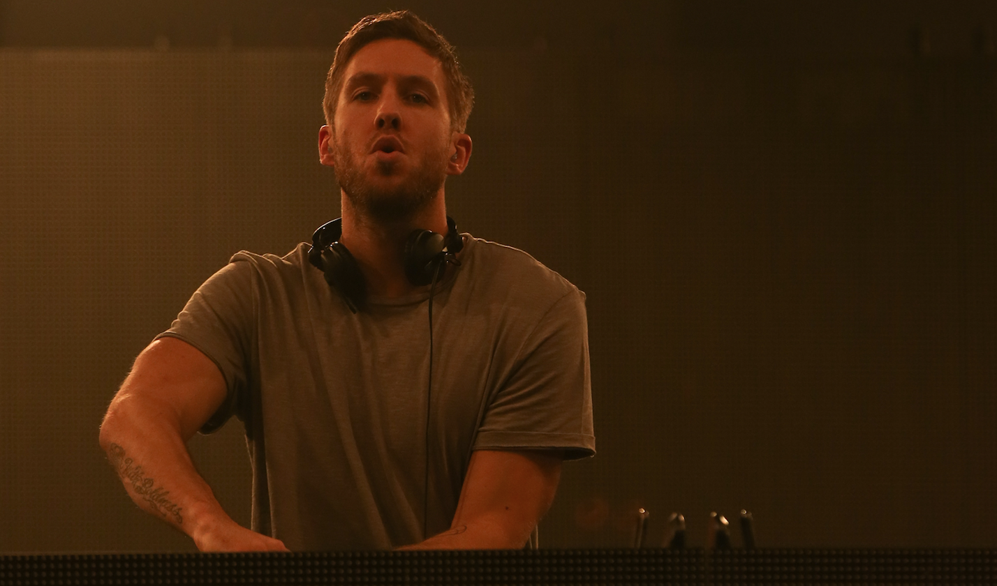 Calvin Harris' New Song Is Heartbreaking And I Love It