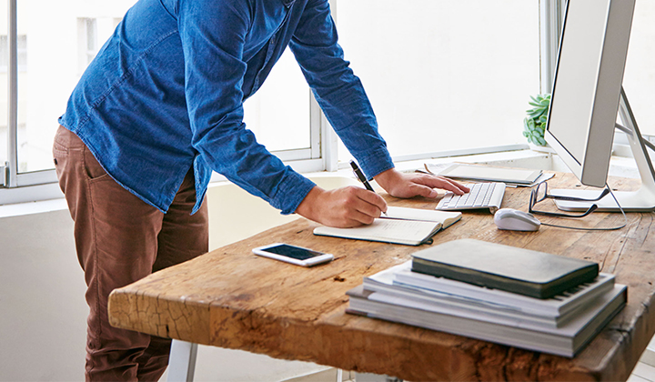 Five Standing Desks That Say, 'I Have A Superiority Complex'