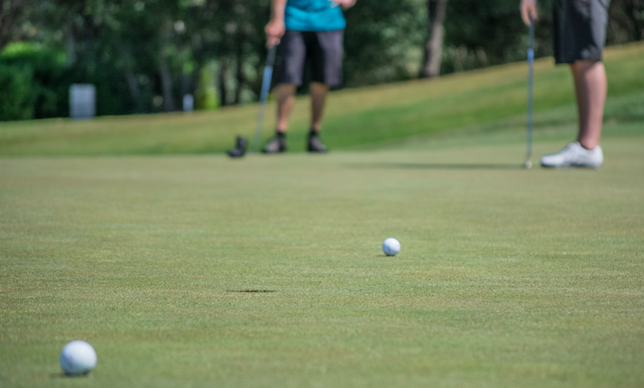 The Beginner's Guide To A Business Round Of Golf: Swinging Sticks