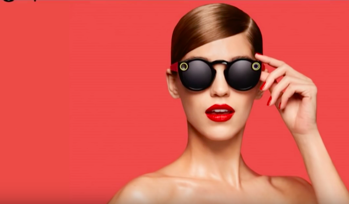 What Will Happen With Snapchat's Camera Glasses, Spectacles?