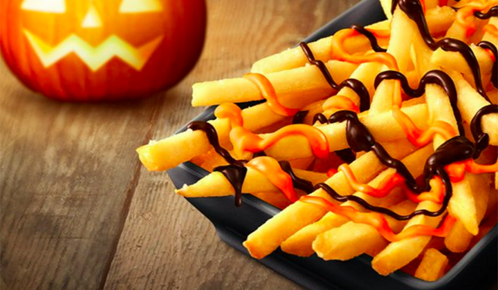 Pumpkin Spice French Fries McDonald's