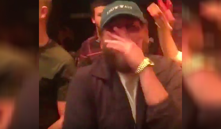 Here's Jonah Hill Moshing At Kanye West's Saint Pablo Tour At MSG Last Night