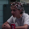 Eleven From 'Stranger Things' Teamed Up With Colbert Last Night, Obviously Crushed It