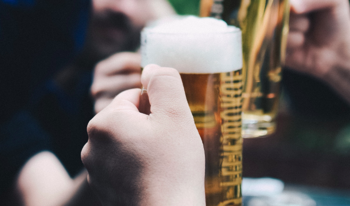 Beer Goggles Are Probably The Only Reason Women Are Sleeping With You