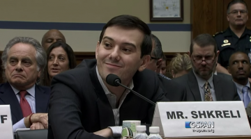 Martin Shkreli Is Auctioning Off A Chance To Actually Punch His Really Punchable Face