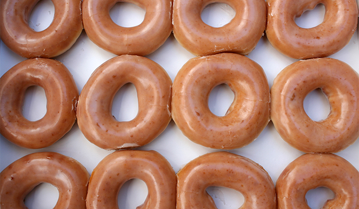 Krispy Kreme Will Give You A Dozen Free Donuts If You Humiliate Yourself In Public