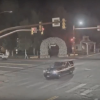 Jackson Hole Police Officer Does A Dab Routine For Traffic Cam While On Duty