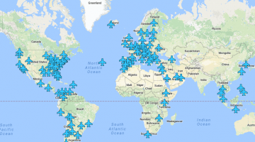 Here Are The Free WiFi Passwords For Almost Any Airport Around The World