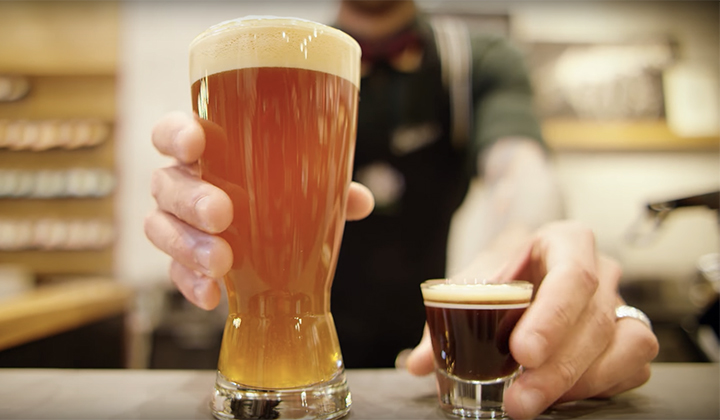 The New Starbucks Drink That Combines An IPA And Espresso Is Either Disgusting Or Awesome