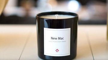 I Have To Have This Candle That Smells Like A New Apple Product