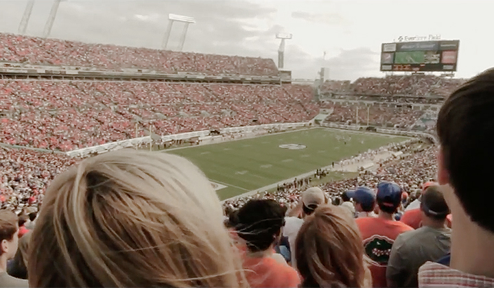 Someone Tried To Rename The Georgia-Florida Game And Fans Are Pissed