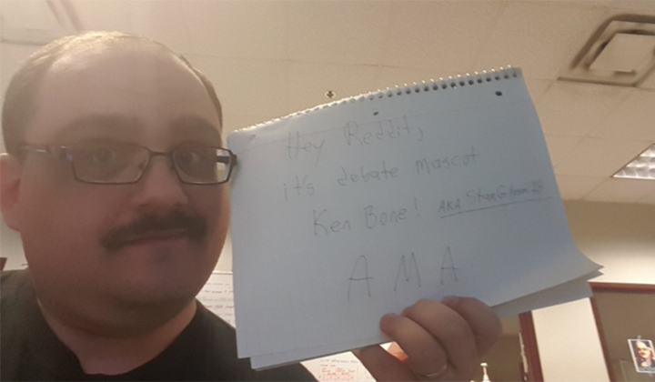Ken Bone Forgot To Delete Is Reddit History Which Includes Porn Comments And Insurance Fraud