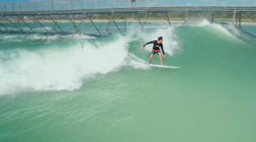 North America's First Ever Surf Park Is Set To Open This Friday In Austin