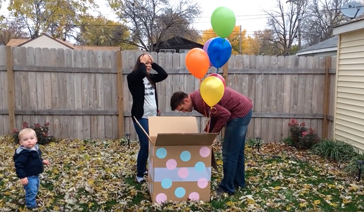 Things Went South Real Quick At This Botched Gender Reveal Party