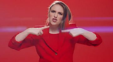 Lena Dunham Made A Hillary Clinton Music Video And It Sure Is Something
