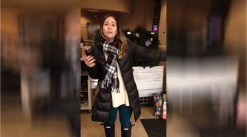 Most Basic Girl Ever Lays Down Trump-Laced Rant In The Middle Of A Chicago Craft Store