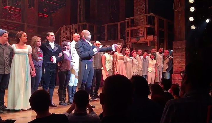 Mike Pence Said He Wasn't Offended By The 'Hamilton' Cast So Everyone Can Just Shut Up