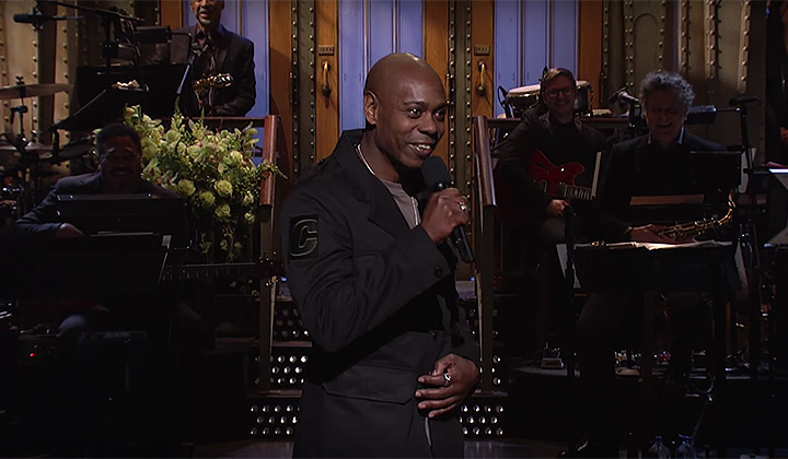 "Dave Chappelle Brought Back His Favorite ""Chappelle's Show"" Characters While Hosting SNL"