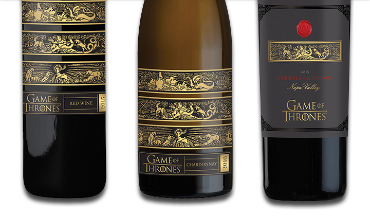 Winter Is Coming And So Is A 'Game Of Thrones' Wine