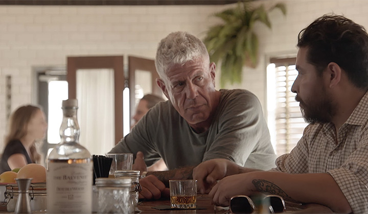 Anthony Bourdain Revealed His Best Hangover Cure And Explained His Hatred For Brunch To Vice